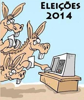 Burro eleições